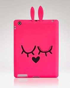"MARC BY MARC JACOBS iPad Case - Creatures ""Katie Bunny"" 