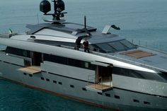 Sanlorenzo 40 Alloy yacht _