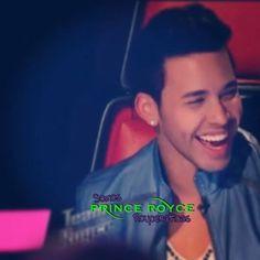 his smile   Prince Royce