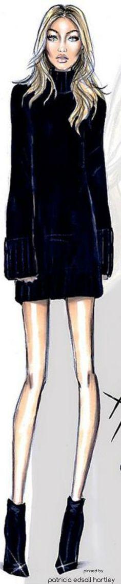 Gigi Hadid by Hayden Williams