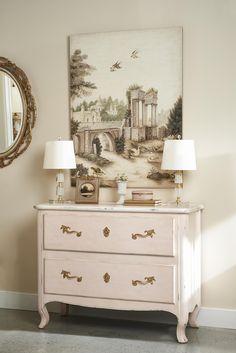 Louis XVI-inspired Dresser