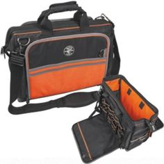 Klein Tools Tradesman Pro Organizer Ultimate Electricians Bag