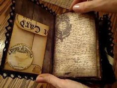Look at this little journal!!