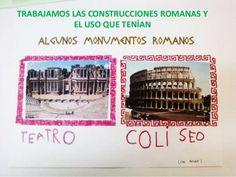 Proyecto antigua roma3 Ancient Rome, Romans, Teaching, Videos, Street, The World, Ancient Greece, Roman Empire, Craft Kids