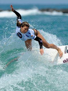 Coco Ho (HAW) surfing duringRoxy Pro Biarritz 2012 Australia Roxy brand and lifestyle Australia www.roxy.com @Roxy By Roxy