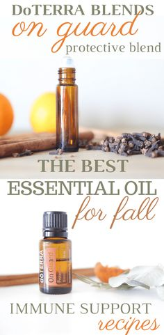 On Guard Essential Oil Highlight   Benefits and Uses of DoTERRA's Protective Blend - Our Oily House