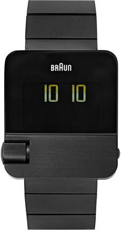 Braun BN0106 Stainless Steel Watch