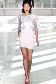 Antonio Berardi Spring 2014 Ready-to-Wear Fashion Show