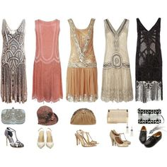 Trendy Fashion Dresses Party Roaring Source by Fashion dresses Vestidos Vintage, Vintage Dresses, Vintage Outfits, Vintage Fashion, Fashion 1920s, 1920s Fashion Dresses, Flapper Fashion, Gatsby Style, Flapper Style
