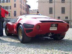 Alfa Romeo Tipo 33/2 Stradale