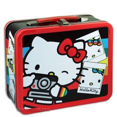 0cb76912d2 Hello Kitty Lunchbox - Lunchboxes.com~ Hello Kitty Shoes