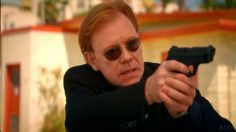 horatio caine:) that has to be a scary site
