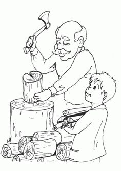 kolorowanka_105_1529.gif (566×800) Human Drawing, Drawing Practice, Family Coloring Pages, Coloring Books, Sunday Pictures, School Frame, Grandparents Day Gifts, Pre Writing, Cool Kids