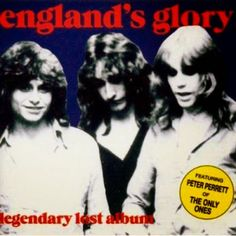 ROCK STATE: England's Glory - [1973] - Legendary Lost Album