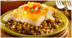 Fiesta Style Shepherds Pie - Ore-Ida recipes curated by SavingStar Grocery Coupons. Save money on your groceries at SavingStar.com