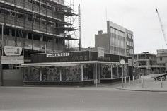 Aanleg Promenade in de jaren zestig