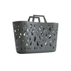 Reisenthel HR2016 - Cestino per la spesa/Sporta, colore: Grigio antracite taglia unica grigio: Amazon.it: Casa e cucina