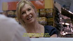 But she also had these amazing human moments where she was just accidentally hilarious. | 16 Reasons Everyone Loves Connie Britton