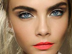 Макияж для серо голубых глаз с фотографиями