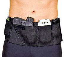 Concealed Carry Holster for Large Gun Concealment