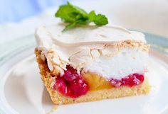 Mistrzowskie Gotowanie: Ciasto kruche z malinami Dessert Recipes, Desserts, Summer Recipes, Sweet Recipes, Camembert Cheese, Sweet Tooth, Recipies, Cheesecake, Cupcakes