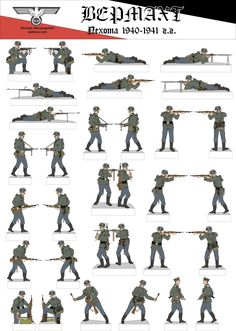 Wolfenstein, Military Weapons, Toy Soldiers, Paper Models, World War Ii, Wwii, Air Force, The Unit, Jumping Jacks