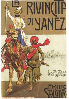 La rivincita di Yanez- Emilio Salgari   Bookblog