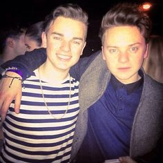Conor and Jack <3