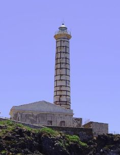 Lighthouses of Italy: Western Sicily