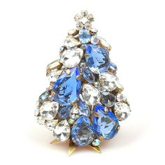 "Christmas Collection 2013, outstanding 3D dimensional standing Xmas tree decoration. Height 4.50"", width 3.20"", depth 1.50"". Price: $64.90"