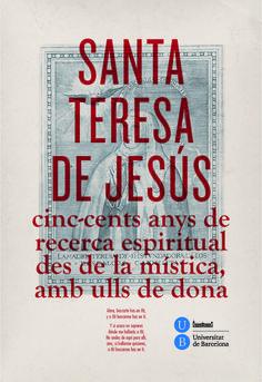 Jornada sobre santa Teresa en la Universidad de Barcelona