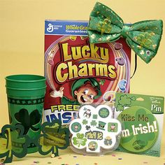 The Luck of the Irish  Irish Gift
