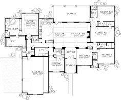 House Plan 3915-07 - The Bastero