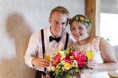 Emil och Lovisas bröllop.