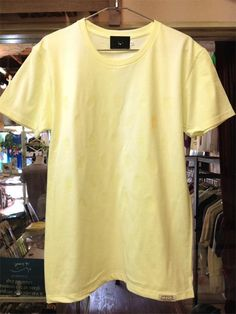 透明インクを使ったほとんど生イカTシャツ。