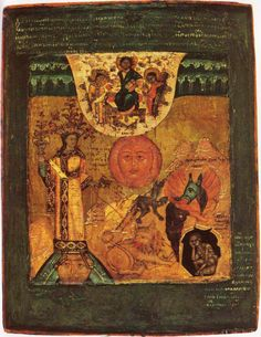 Old Believers | ICONS AND THEIR INTERPRETATION