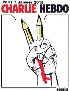 «Charlie» traits pour traits - Libération Raouf Karray
