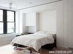 Transformierbare Mini-Wohnung in New York City | KlonBlog
