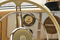 1941 Graham Hollywood Sedan Speedometer View