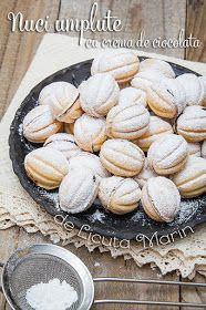 Sweet Desserts, Sweet Recipes, Cake Recipes, Romania Food, Romanian Desserts, Christmas Deserts, Cupcakes, Easter Recipes, Desert Recipes