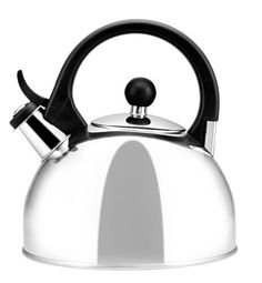 Enjoy favorite teas and other hot drinks with this #Farberware Teakettles Stainless Steel 1.3-Quart Brooklyn Whistling Teakettle with great looking durable stain...
