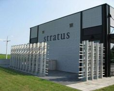 Stratus Winery - first LEED-certified winery in America.