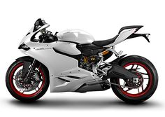 2014 Ducati 899 Panigale.  2014 Ducati 899 Panigale For those who fear the power and price tag of Ducati's big, bad 1199 model, you now have another option. The new 899 Panigale looks very similar to its big brother but features a de-tuned version of the 1199 powerplant while retaining its brutish good looks & features like Quick Shift, electronic throttle control & traction control. $15,000