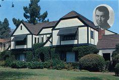 Home of James Stewart - Beverly Hills, California (Old Movie Star Homes   Homes of Movie Stars, California - O thru Z)