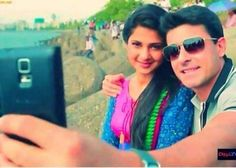 Gautam Rode And Jinefrer Winget
