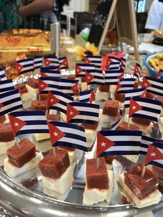 Cuban Party Theme, Havana Nights Party Theme, Havana Party, Havanna Nights Party, Cuban Decor, 60th Birthday Party, Cuban Recipes, Tropical Party, Appetizers For Party