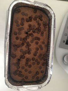 Brownie con Thermomix® -0