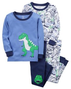 Babygp blue tractor boys 2 Piece Pajama 100/% Cotton size:2-7years