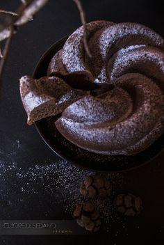 Dolce delizia al cioccolato - Cuore di Sedano