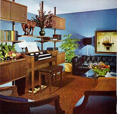 The Organ Grinders. Practical Encyclopedia of Good Decorating and Home Improvement 1970